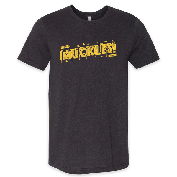 Muckles! Fun one color tees!