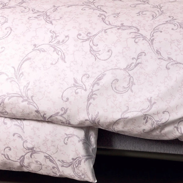 Janine exclusive Mako Satin Bettwäsche 43049/05 Messina 155 x 220 cm