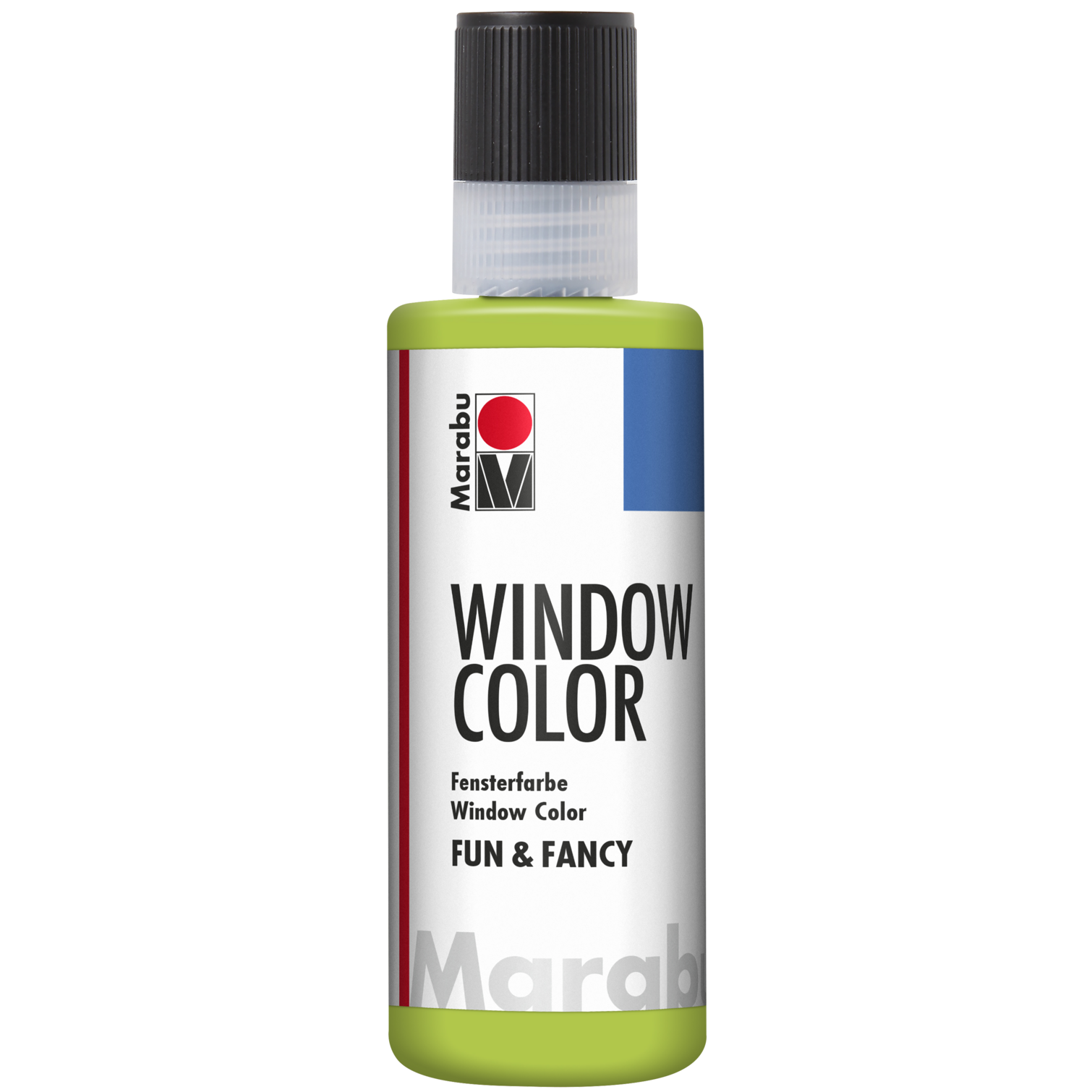 Marabu Window Color fun & fancy, Reseda 061, 80 ml