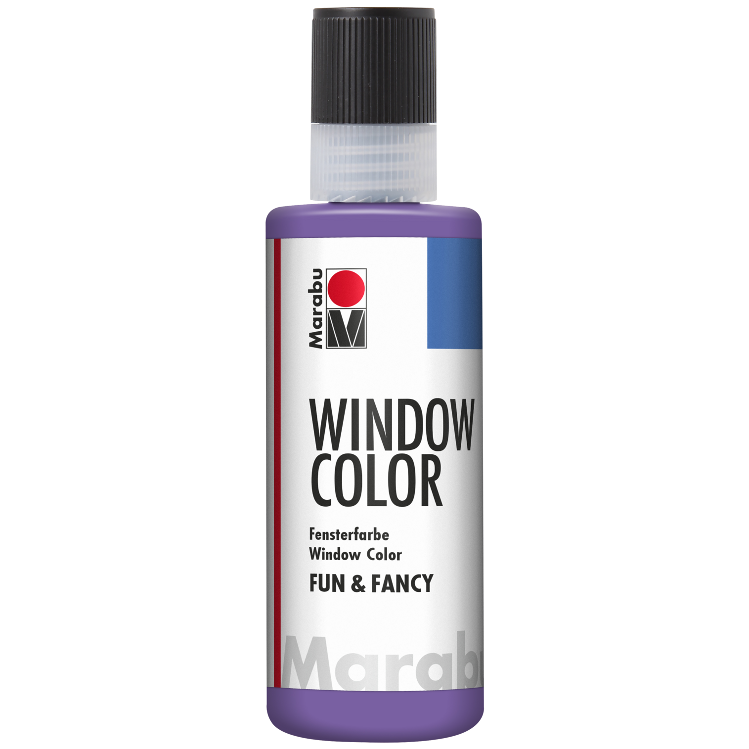 Marabu Window Color fun & fancy, Violett 251, 80 ml