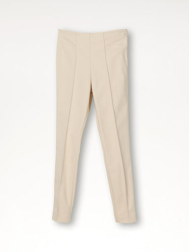 ADELIO TROUSERS -  ANGORA - BY MALENE BIRGER