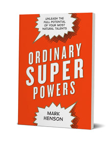 ORDINARY SUPERPOWERS BOOK