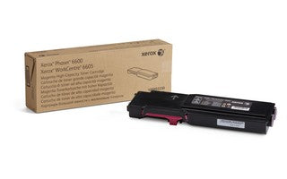 P6600_WC6605 - Metered Magenta Toner Cart. (11,5k)