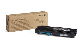 WC6655 - Metered Cyan Toner Cart. (11.5K)