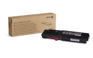 WC6655 - Metered Magenta Toner Cart. (11.5K)