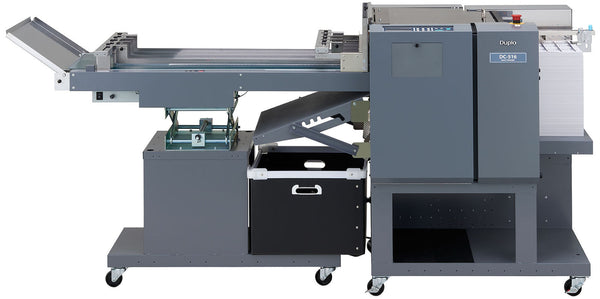 Duplo DC 516 Production Card Cutter