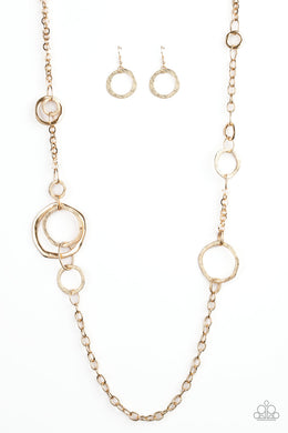 Be Adored Jewelry Amped Up Metallics Paparazzi Necklace