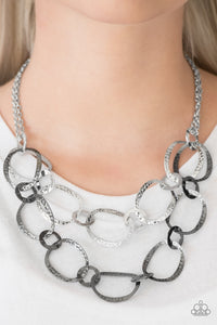 Paparazzi Circus Chic - Multi Necklace - Be Adored Jewelry