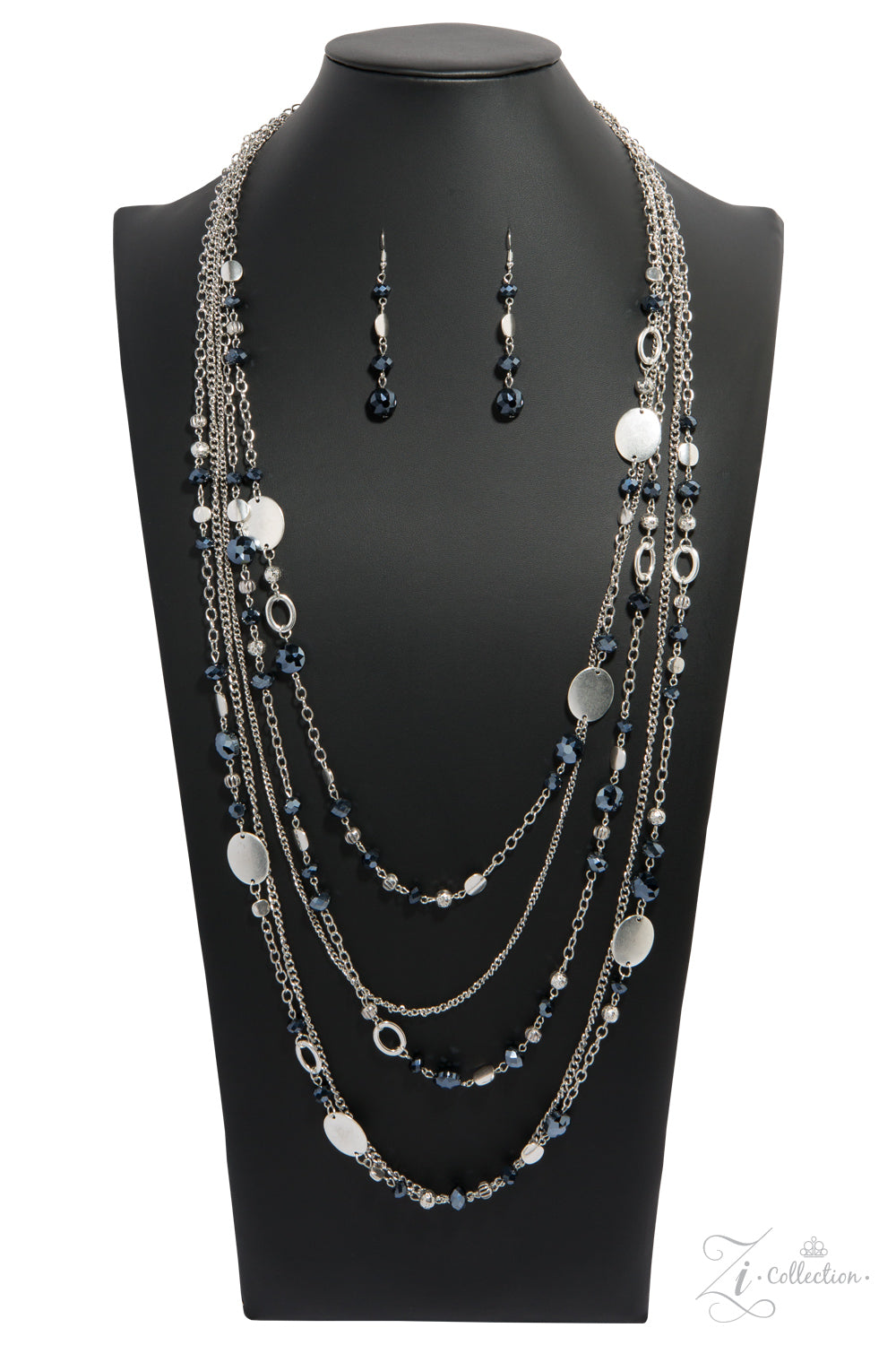 Signature Zi Collection Harmonious - Paparazzi Necklace - Be Adored Jewelry