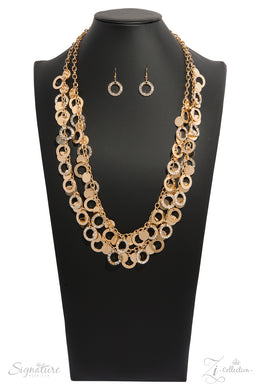 Signature Zi Collection The Carolyn - Paparazzi Necklace - Be Adored Jewelry