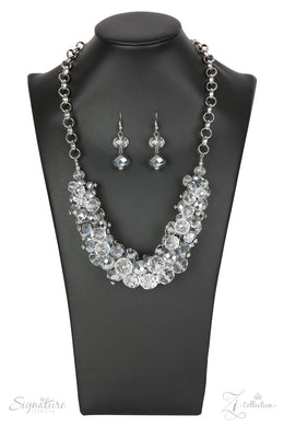Signature Zi Collection The Erika - Paparazzi Necklace - Be Adored Jewelry