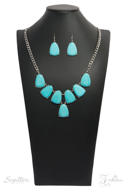 Signature Zi Collection The Geraldine - Paparazzi Necklace - Be Adored Jewelry