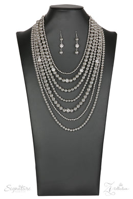 Signature Zi Collection The Tina - Paparazzi Necklace - Be Adored Jewelry