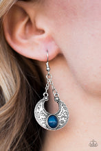 Load image into Gallery viewer, Be Adored Jewelry Anasazi Sands Blue Paparazzi Earring