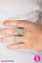 Load image into Gallery viewer, Paparazzi Breathe It All In - Silver Ring - Be Adored Jewelry