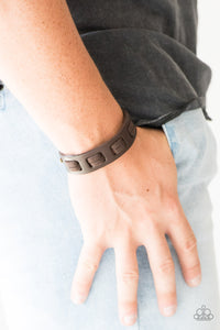 Paparazzi Bring Out The WEST In You- Brown Bracelet - Be Adored Jewelry