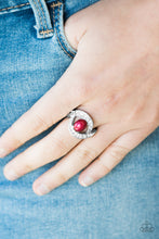Load image into Gallery viewer, Paparazzi CACHE Me If You Can - Red Ring - Be Adored Jewelry