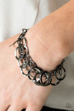 Load image into Gallery viewer, Paparazzi Circus Cabaret Black Bracelet - Be Adored Jewelry