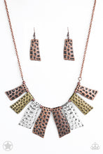 Load image into Gallery viewer, Fan of the Tribe - Paparazzi Multi Necklace - Be Adored Jewelry