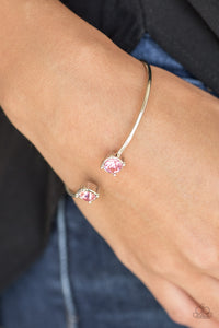 Paparazzi Accessories New Traditions - Pink Bracelet - Be Adored Jewelry