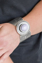 Load image into Gallery viewer, Paparazzi Accessories River Walk Radiance - Silver Bracelet - Be Adored Jewelry