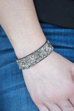 Load image into Gallery viewer, Paparazzi Accessories Stardust Sparkle - Silver Urban Bracelet - Be Adored Jewelry