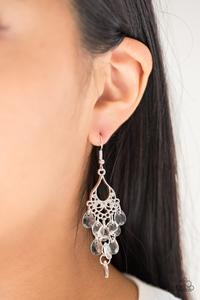 Paparazzi Accessories What Happens In Maui - White Earring - Be Adored Jewelry