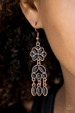 Load image into Gallery viewer, Paparazzi Accessories Which Way West - Copper Earring - Be Adored Jewelry
