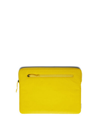 "rains • laptop cover 13"" • yellow"