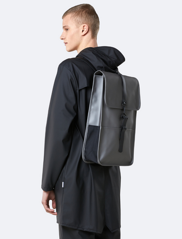 rains • backpack • charcoal metallic