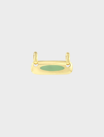 wildthings collectables • iconic balance bar pendant gold