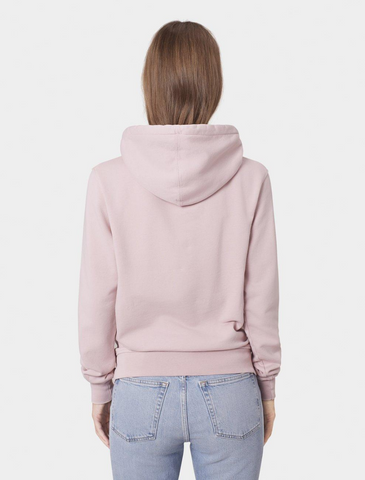 colorful standard • hoodie • faded pink