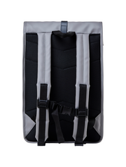 rains • backpack rolltop • charcoal