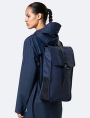 rains • backpack • blue