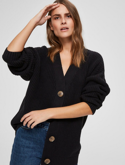 selected femme • strick-cardigan