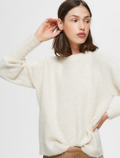 selected femme • wollpullover