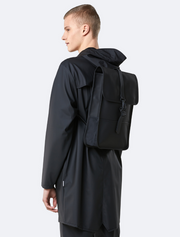 rains • backpack mini • black