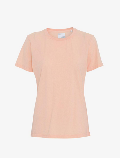 colorful standard • t-shirt • paradise peach