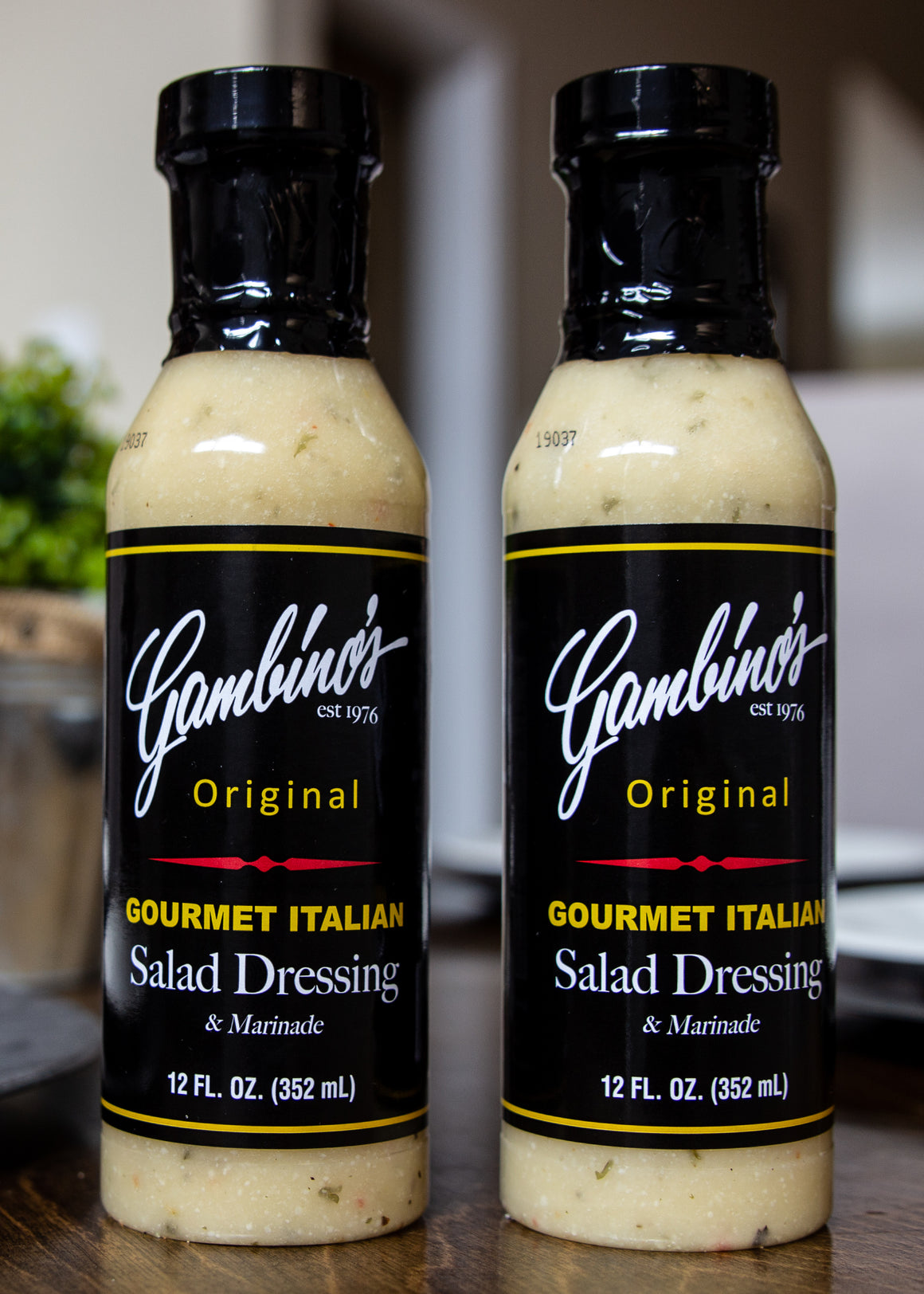 Gambino's Original Gourmet Italian Dressing (pack of 2)
