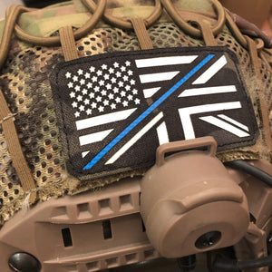 US/UK JOINT FORCES PATCH