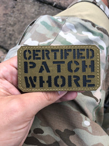 Invictus Certified Patch (COYOTE)
