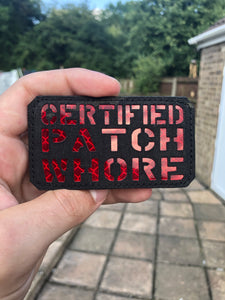 Invictus Certified Patch (MCBLACK)