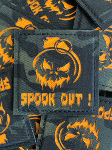Spook Out! Ghoul Grenade! Patch