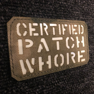 Invictus Certified Patch (ATACS/GLOW)