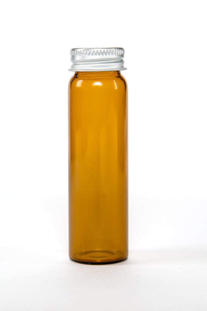 40ml Amber Glass Bottle