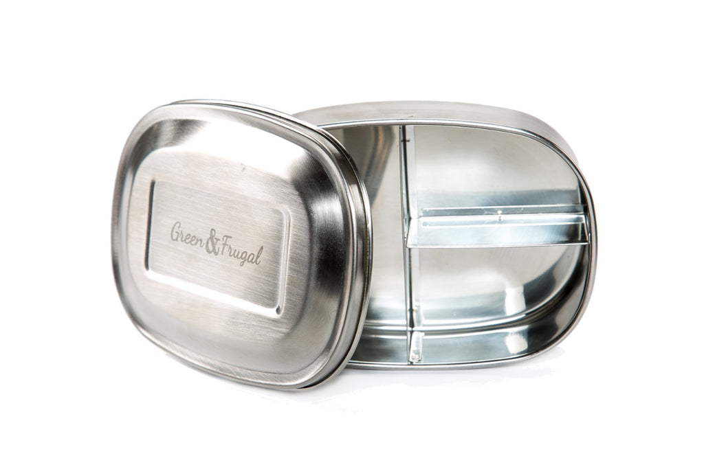 Stainless Steel Bento - 3 Compartments