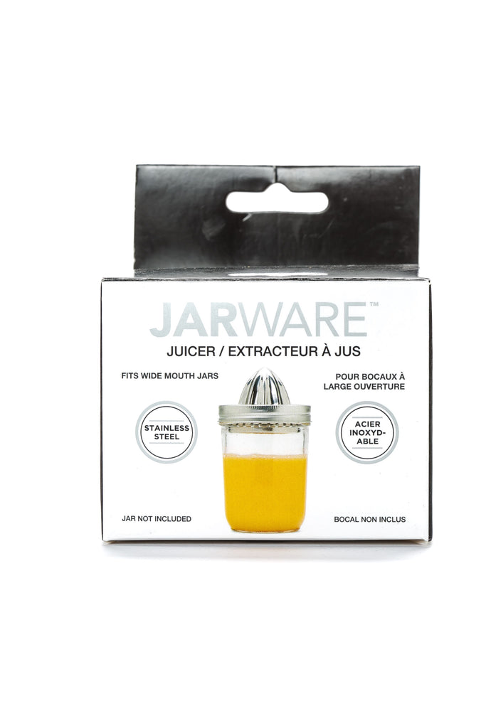 Jarware Steel Juicer