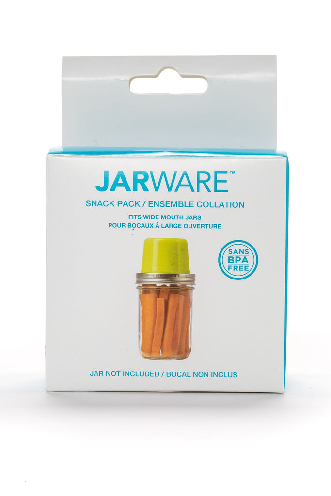 Snack Caddy, Jarware