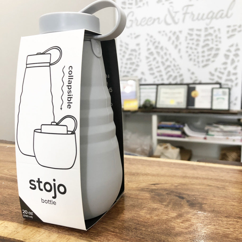 Stojo Collapsible Water Bottle