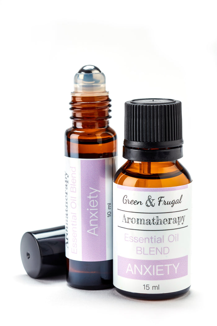 Anxiety Therapeutic Essential Oil Blend